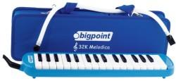 Bigpoint - Bigpoint Melodika 32 Tuşlu Mavi