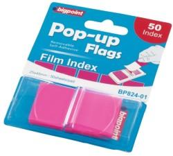 Bigpoint - Bigpoint Pop-up Film Index Tekli Açık Kırmızı