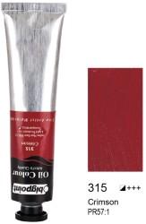 Bigpoint - Bigpoint Yağlı Boya 200 ml Crimson 315