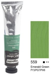 Bigpoint - Bigpoint Yağlı Boya 200 ml Emerald Green 559