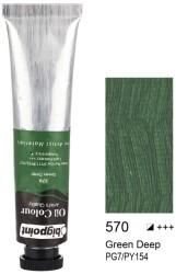 Bigpoint - Bigpoint Yağlı Boya 200 ml Green Deep 570