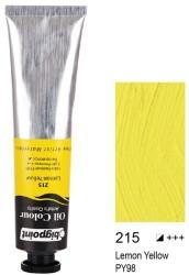 Bigpoint - Bigpoint Yağlı Boya 200 ml Lemon Yellow 215