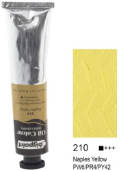 Bigpoint - Bigpoint Yağlı Boya 200 ml Naples Yellow 210