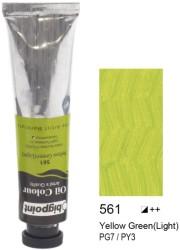 Bigpoint - Bigpoint Yağlı Boya 200 ml Yellow Green Light 561
