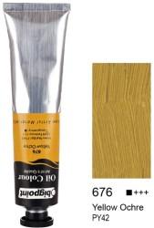 Bigpoint - Bigpoint Yağlı Boya 200 ml Yellow Ochre 676