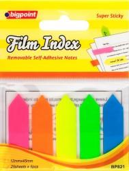 Bigpoint - Bigpoint Yapışkanlı Film Index Ok 5 Renk