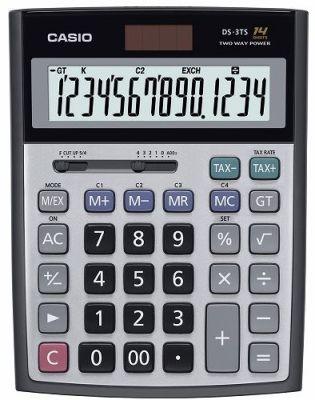 Casio DS-3TS Masaüstü Hesap Makinesi