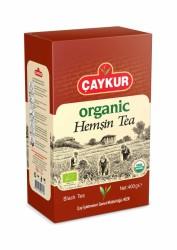 Çaykur - Çaykur Organik Hemşin Çayı 400 Gr.Karton Kutu