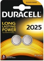 Duracell - Duracell Cr2025 Lityum 3v Pil 2li