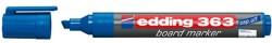 Edding - Edding 363 Board Markör Mavi