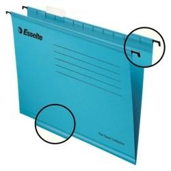 Esselte - Esselte 9031 Pendaflex Ekonomi Askılı Dosya Mavi - 25 li Paket