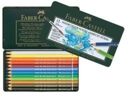 Faber Castell - Faber-Castell Albrecht Dürer Aquarell Boya Kalemi 12 Renk