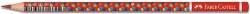 Faber Castell - Faber-Castell Başlık Kalemi Bubble Kırmızı