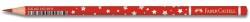 Faber Castell - Faber-Castell Başlık Kalemi Yıldız Kırmızı