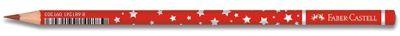 Faber-Castell Başlık Kalemi Yıldız Kırmızı