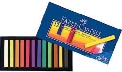 Faber Castell - Faber-Castell Creative Studio Toz Pastel Boya 12 Renk Tam Boy