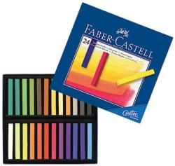Faber Castell - Faber-Castell Creative Studio Toz Pastel Boya 24 Renk Tam Boy
