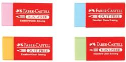 Faber Castell - Faber-Castell Dust-Free Renkli Silgi