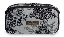 Faber Castell - Faber-Castell Extra Space Kalem Çantası MSÜ Desen Simurg