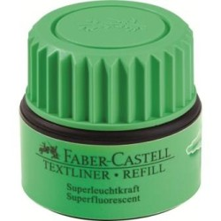 Faber Castell - Faber-Castell Fosforlu Mürekkebi Yeşil