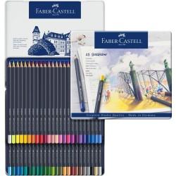 Faber Castell - Faber-Castell Goldfaber Boya Kalemi 48li