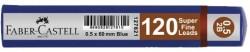 Faber Castell - Faber-Castell Grip Min 0.5 2B 60mm 120'li Mavi Tüp