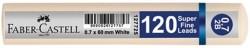 Faber Castell - Faber-Castell Grip Min 0.7 2B 60mm 120'li Beyaz Tüp