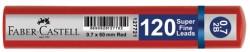 Faber Castell - Faber-Castell Grip Min 0.7 2B 60mm 120'li Kırmızı Tüp