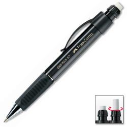 Faber Castell - Faber-Castell Grip Plus 0.7mm Versatil Siyah