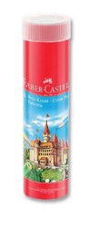 Faber Castell - Faber-Castell Metal Tüpte Boya Kalemi 24 Renk