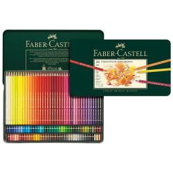 Faber Castell - Faber-Castell Polychromos Kuru Boya Kalemi 120 Renk