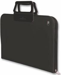 Faber Castell - Faber-Castell Proje Çantası 38x55cm Siyah