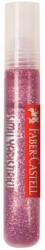 Faber Castell - Faber-Castell Simli Yapıştırıcı 10.5 ml. Pembe