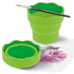 Faber Castell - Faber-Castell Suluboya Suluğu Açık Yeşil