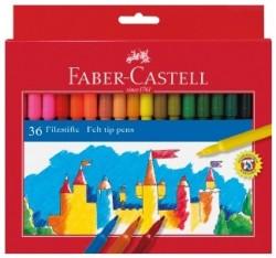 Faber Castell - Faber-Castell UniColor Keçeli 36'lı