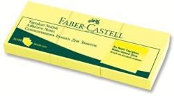Faber Castell - Faber-Castell Yapışkan Notluk 50x40 3'lü Sarı