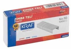 Kraf - Kraf 225G Zımba Teli No:10 1000 li