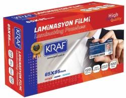 Kraf - Kraf Laminasyon Filmi Parlak 65x95 125Mic 100 Lük