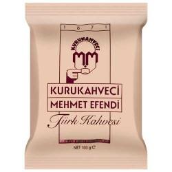 KuruKahveci Mehmet Efendi - Kurukahveci Mehmet Efendi Türk Kahvesi 100gr