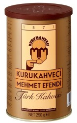 KuruKahveci Mehmet Efendi - Kurukahveci Mehmet Efendi Türk Kahvesi 250gr