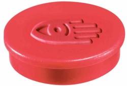 Legamaster - Legamaster Mıknatıs 35mm Kırmızı 10'lu pk.