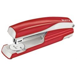 Leitz - Leitz 40 Sayfa Kapasiteli Zımba Makinesi Kırmızı