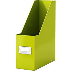 Leitz - Leitz WOW Kutu Klasör Metalik Yeşil