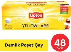 Lipton - Lipton YellowLabel Demlik Poşet Çay 48li