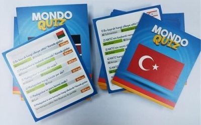 Nova Rico Küre Mondo Quiz 30 cm