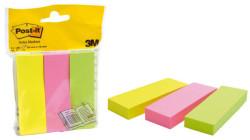 Post-it - Post-it® 671/3 Not Sayfa İşareti 3 Renk x 100 yaprak