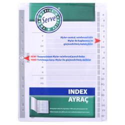 Serve - Serve Ayraç A-Z Alfabetik