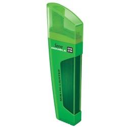 Serve - Serve Double Fosforlu Kalem + Kalem Ucu 2B 0.5 mm Yeşil