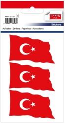 Tanex - Tanex STC-157 Dalgalı Bayrak-1 Etiketi 2 Ad.