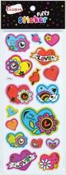 Ticon - Ticon TPS-15 Puffy Sticker